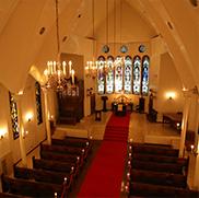 函館聖マリア教会写真